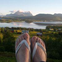 Gigi - Lofoten 3 (Norvège)
