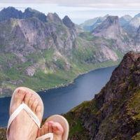 Gigi - Lofoten (Norvège)
