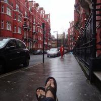 Gigi - Londres (Angleterre)