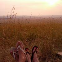 Gigi, Lulu - Masai Mara (Kenya)