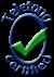 L\'icone qui garantit le contenu original Teletong